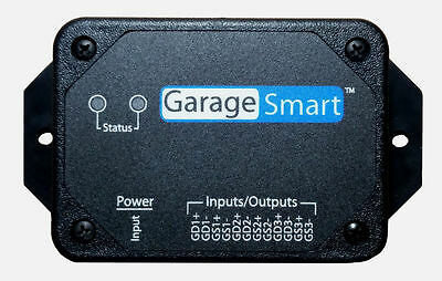 Wifi Garage Door Opener -  Controls up to 3 garage doors anywhere