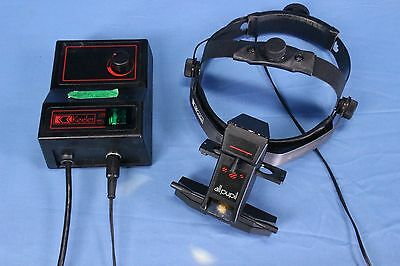 Keeler All Pupil Indirect Ophthalmoscope with Warranty