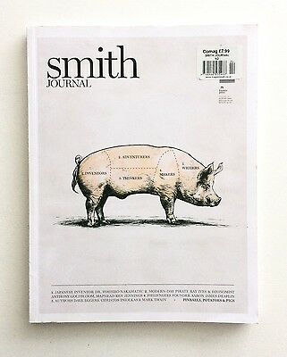 SMITH JOURNAL Issue 2 AUTUMN 2012 Out of Print RARE!