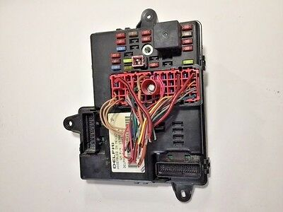 2006 chevy trailblazer fuse panel block 103 50 picclick rh picclick com