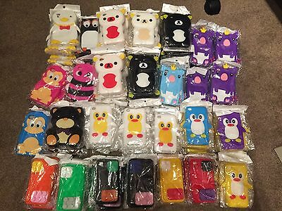 Job Lot Over 700 IPod Touch Cases