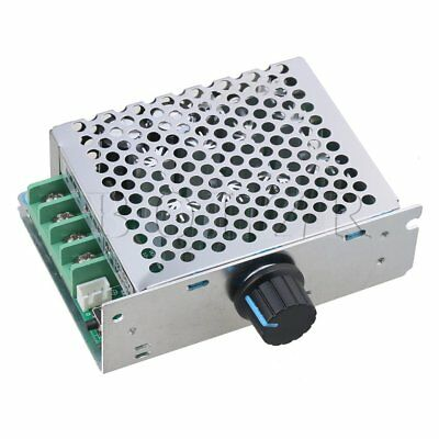 BQLZR DC 12-48V 30A Rated Current ABS Plastic PWM 15KHz Motor Speed Controller