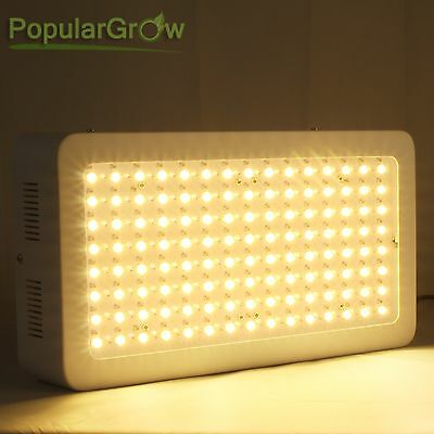 PopularGrow 600W LED Grow Light Full Spectrum Veg Bloom Indoor Lamp US Stock