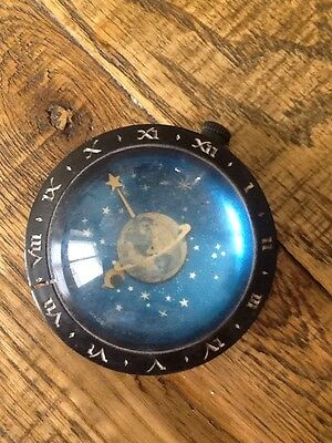 Clock For Desk Top  Westclock Moon And Stars - Unique!!
