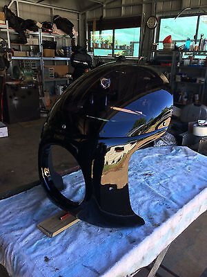 Emgo Viper Fairing, wind screen, Norton BMW Ducati Honda Suzuki