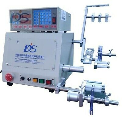 Computer CNC Automatic Coil Winder Winding Machine 0.03-1.2mm wire 110v/220v A