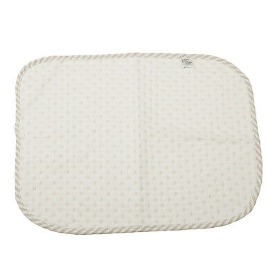 Portable and Washable Cotton Baby Diaper Changing Pad Travel Mat