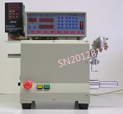 Computer CNC Automatic Large Torque Coil Winding Machine for 0.03-2.5mm wire a