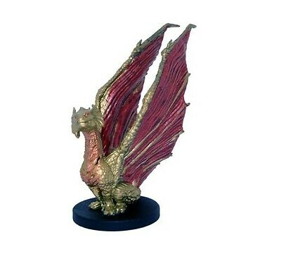 Dungeons and Dragons 5e Minis: Monster Menagerie 2 - #23 Brass Dragon Wyrmling