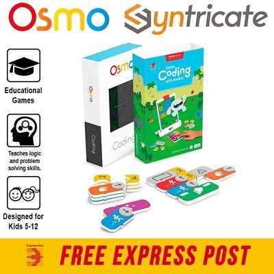 Osmo Coding Awbie Add On Educational Toy Game System For Children