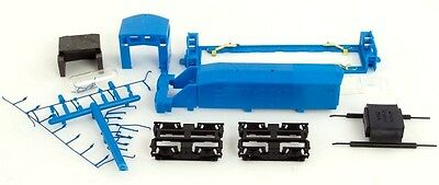 Micro-Trains N 98600002 SW1500 Parts with Flexi-Coil Trucks (Version 2)