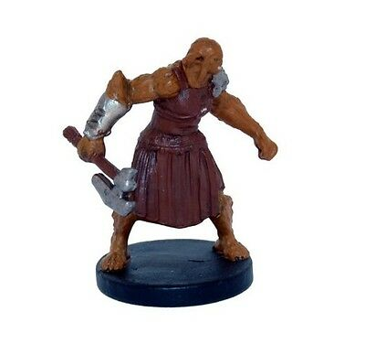 Dungeons and Dragons 5e Minis: Monster Menagerie 2 - #12 Bugbear (Handaxe)