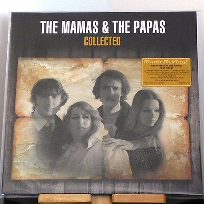The Mamas & The Papas - Collected / Doppel-LP (MOVLP1817) limited yellow