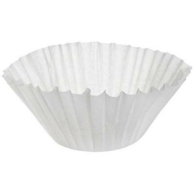 BUNN 1M5002 Commercial Coffee Filters, 12-Cup Size (Case of 1000) New