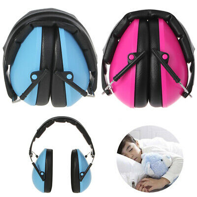 Baby Earmuffs Kids Children's Toddler Ear Muffs Hearing Protection