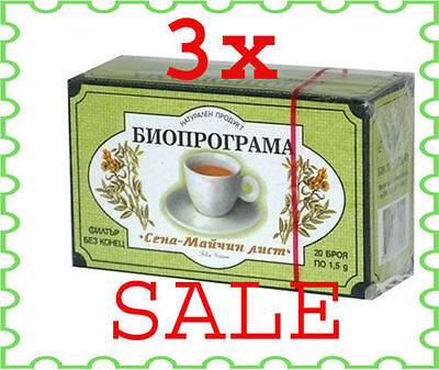 3 BOXES TEA  Colon Cleansing/ Weight Loss