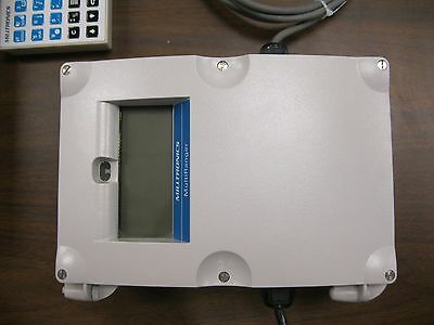 Milltronics Multiranger 200 complete with transducer, Hand Programmer and Manual