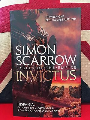 Invictus by Simon Scarrow (Paperback 2017) Eagles of the Empire Book 15