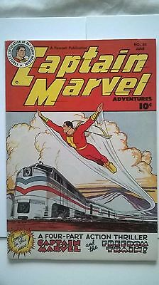 Captain Marvel Adventures No 85, Issue June 1948, Grade: Near Mint -