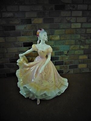 Royal Doulton Ninette lady figurine #2379