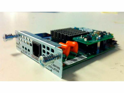 Cisco EHWIC-VA-DSL-M Multi Mode 1-Port VDSL2/ADSL/2/2+ over POTS Enhanced Module
