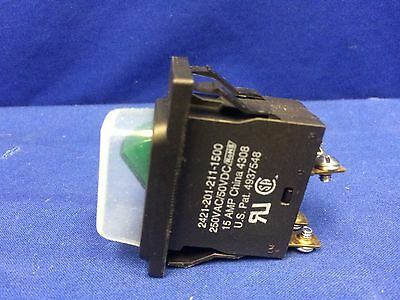 Lot Of 3 Wes-Garde Switchable Circuit Breaker
