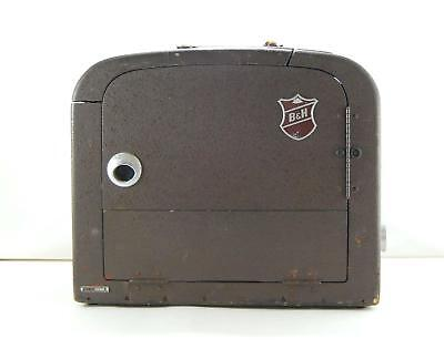 Vintage 1940s Bell & Howell B&H Filmosound 185 16mm Film Projector
