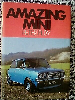 Amazing mini by Peter Filby. Hardback Book