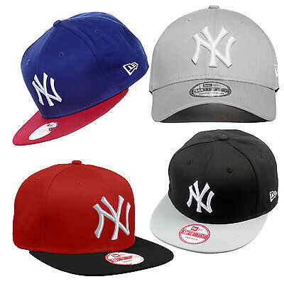 san francisco 45fed 4b58f New Era 9FIFTY MLB new York Yankees Cotton Block Snapback Cap. PRICE  REDUCTIONS