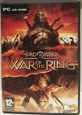 The Lord of the Rings: War of the Ring (PC: PC/ Windows, 2003)