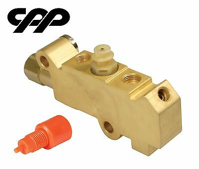 Cpp Gm Proportioning Prop Valve Disc / Drum Pv-2 And Prop Valve Tool Combo