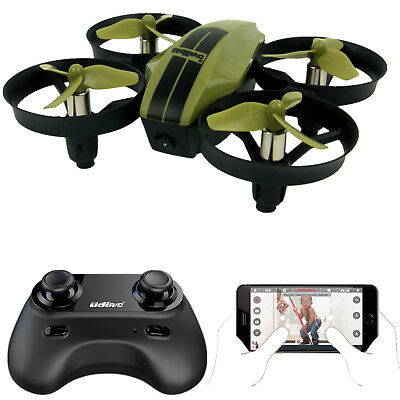 UDI Firefly U46W Wifi RC Quadcopter Headless FPV HD Camera  Pocket Drone Mini