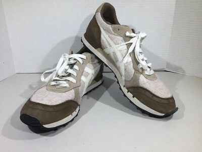Asics Onitsuka Tiger Men's Size 10 1/2 Brown Athletic Sneaker Shoes X4-2581*