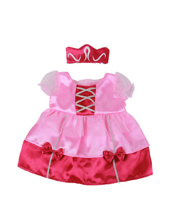 Pink Teddy Princess Teddy bear clothes