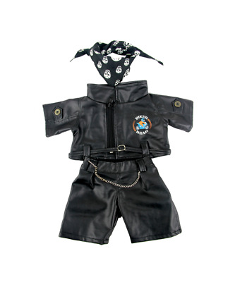 Biker Teddy bear clothes