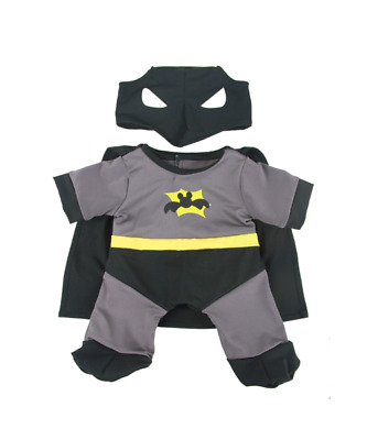 Batbear Teddy bear clothes