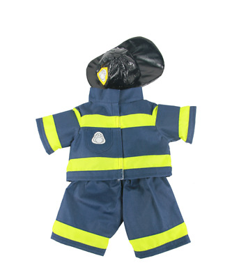 Fire Fighter outfit Teddy bear clothes