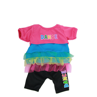 Dance Outfit Teddy bear clothes