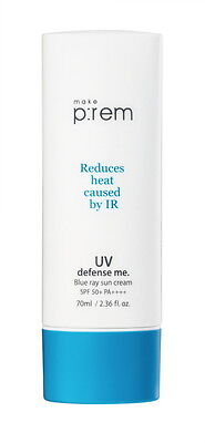 [MAKE P:REM] make prem UV Defense Me. Blue Ray Sun Cream 70ml Sonnenschutz KOREA
