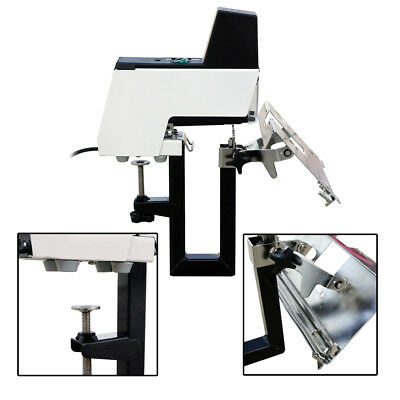 110V 30W Auto Electric Flat / Saddle Stapler Binder for 66/6,66/8 Staple Request