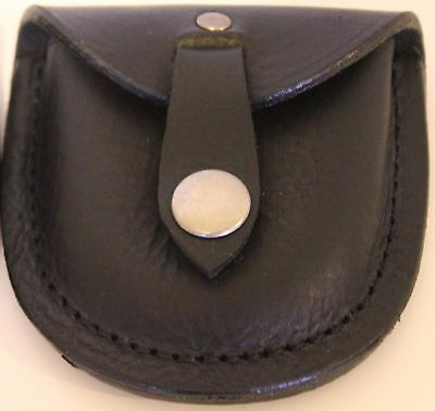 Quality Full Grain Cow Hide Leather Coin Purse. Style No: 11047.