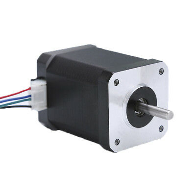 Nema 17 Bipolar Stepper Motor  60mm 120oz.in(80Ncm) 1.5A 4 Lead CNC 3D Printer
