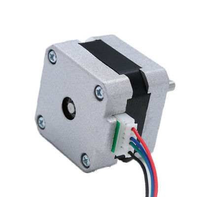 1Pcs Bipolar Stepper Motor Nema 17 33mm 43oz.in(25Ncm) 1.3A 4Lead 3D Printer CNC