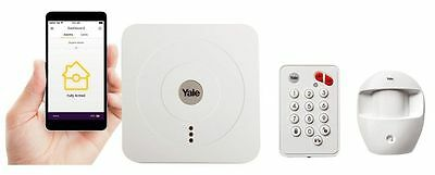 Smart Home Alarm Starter Kit SR-310 BNIB YALE BNIB