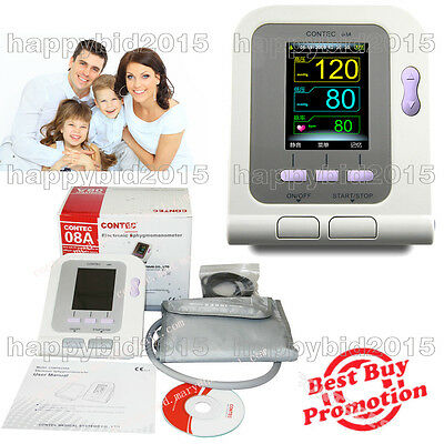 Contec08A Digital NIBP Ambulatory Blood Pressure Monitor with PC Software