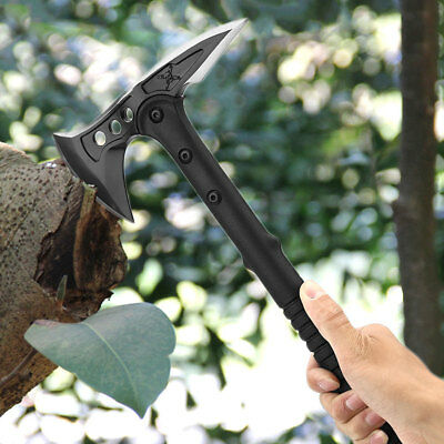 Tactical Outdoor Hunting Camping Survival Machete Axe Army Hand Axe Ice Hatchet