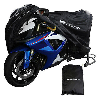 NEVERLAND L Bike Motorcycle Cover Waterproof Outdoor Rain UV Protector Motorbike