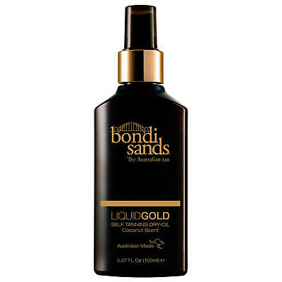 Bondi Sands - Liquid Gold - DRY SELF TANNING OIL - 150ml Spray - FREE SHIPPING