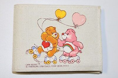 Care Bears Vintage Wallet