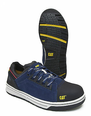 Caterpillar Concave Steel Toe Slip Resistant Work Safety Shoes P90599--13US